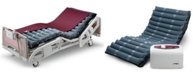 Matelas Alternating Stade 3