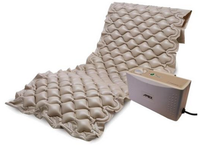 Surmatelas Alternating